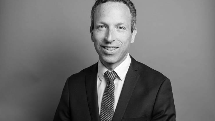 Patrik Müller, Chefredaktor der «Schweiz am Wochenende».