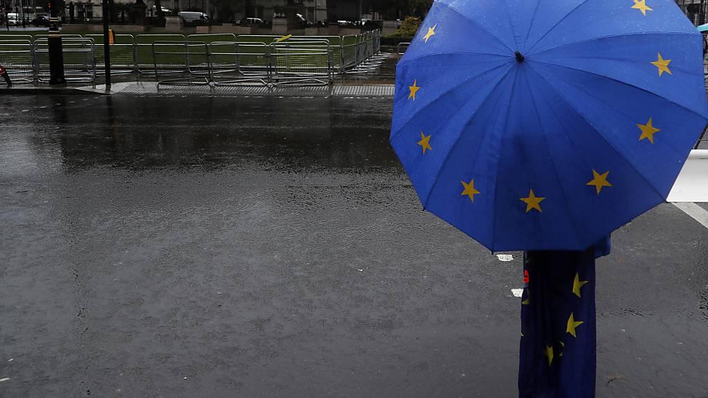 Brexit: Grossbritannien kehrt an Verhandlungstisch zurück