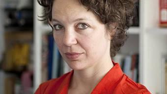 Die Zürcher Schriftstellerin Melinda Nadj Abonji