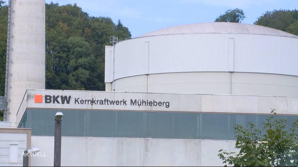 AKW Mühleberg wird abgestellt