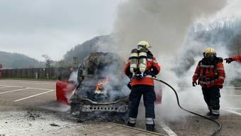 Unfall in Tenniken (März 2020)