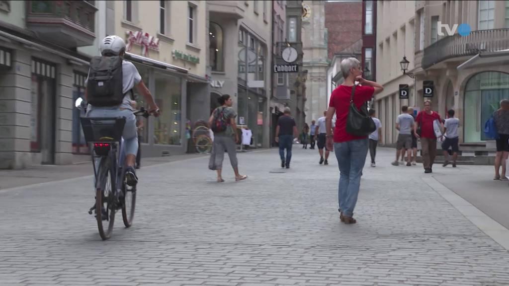 Kurznachrichten: Veloboom, Impfkampagne, FC St.Gallen-Staad