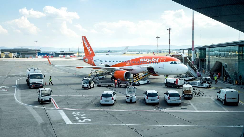 Easyjetnimmt Flugbetrieb wieder auf
