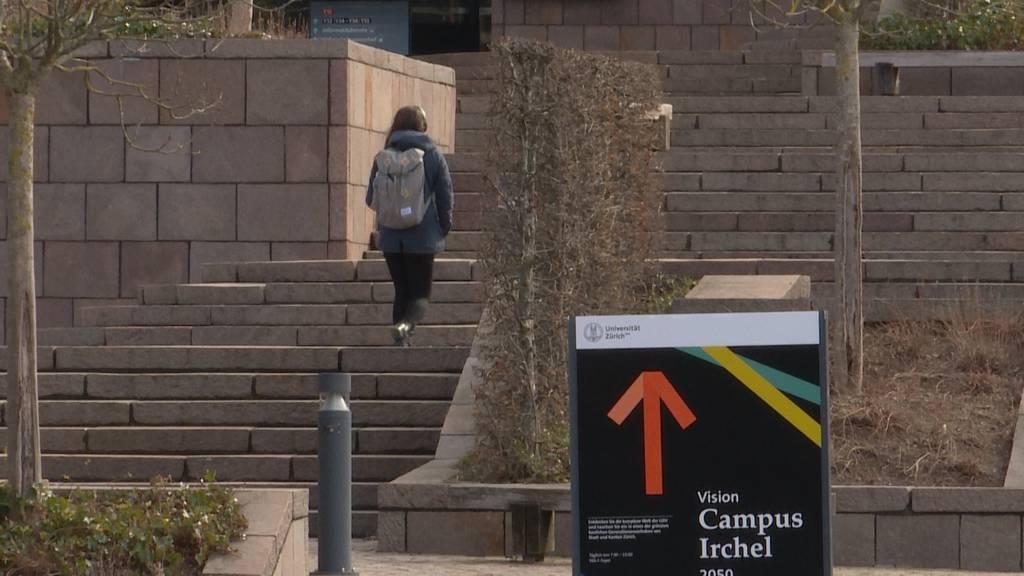 UZH: Das sagen die Studenten zum Corona-Fall