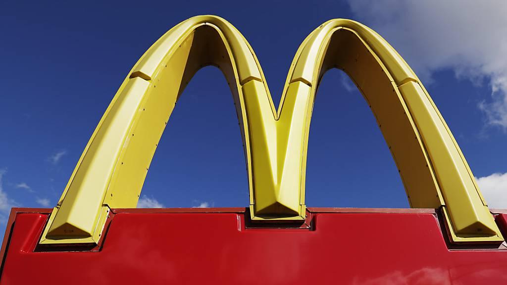 Corona-Krise verhagelt McDonald's weiter die Geschäfte
