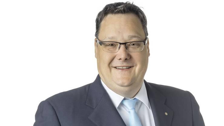 Marc Thommen, designierter EHCO-Präsident