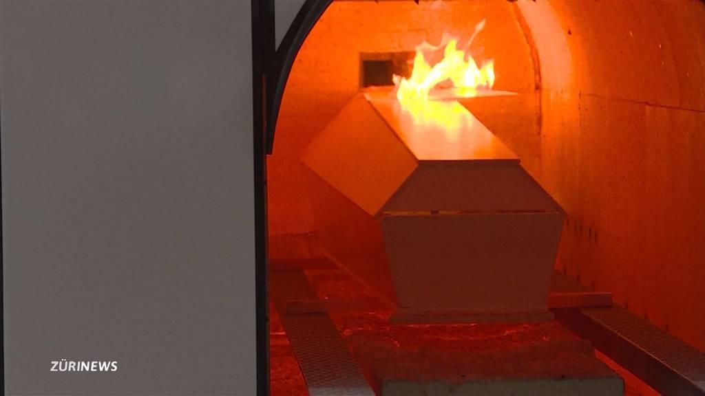 Schweizer Krematorien: Personal wegen Corona an der Belastungsgrenze