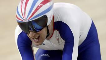 Bradley Wiggins greift im Juni den Stundenweltrekord an.