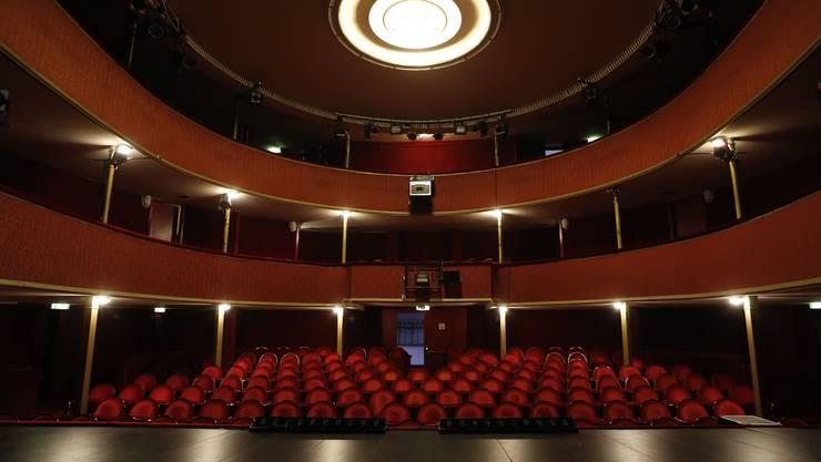 Bühne des Stadttheater Solothurn