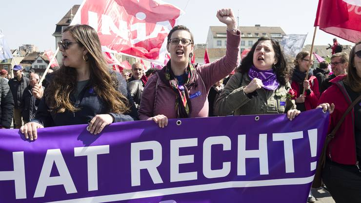 Basta-Grossrätin Tonja Zürcher (Mitte) fordert die 30-Stunden-Woche