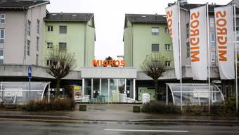 Die Fahrwanger Migros-Filiale ist veraltet.