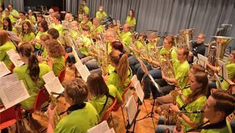 Konzertabend der Kisi-Lager-Musikanten in Rickenbach
