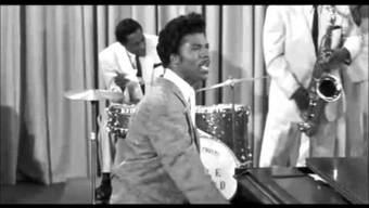 Little Richard brachte die Ekstase in den Rock'n'Roll.