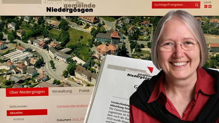 Die Gemeinderatsberichte werden auf der Homepage der Einwohnergemeinde Niedergösgen veröffentlicht.