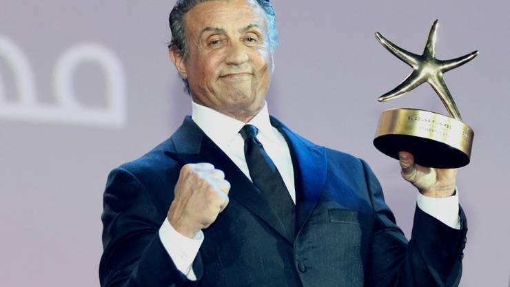 Vorwürfe sexueller Übergriffe nicht bestätigt: Die Staatsanwaltschaft in Los Angeles erhebt keine Anklage gegen Schauspieler Sylvester Stallone. (Archivbild)