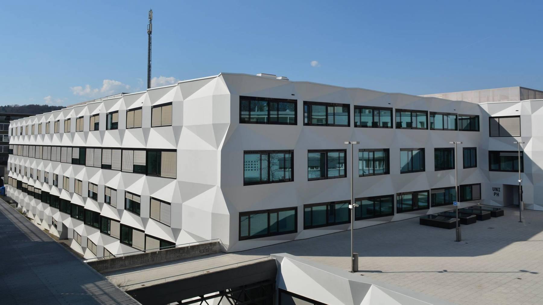 Universität Luzern - PH Aussenansicht
