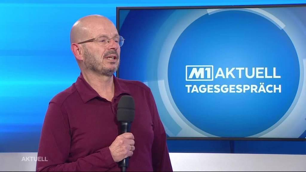 Markus Leimbacher über tödlichen Polizeieinsatz in Suhr