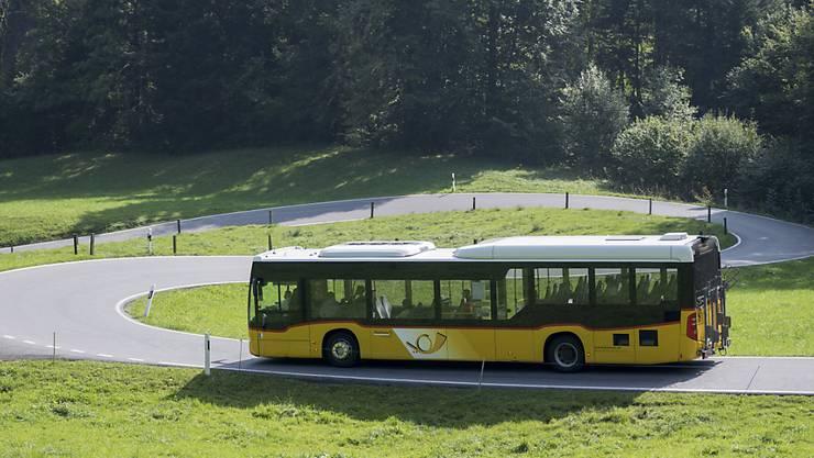 Der gesamte Öffentliche Verkehr der Schweiz wird an Ostern auf der Schiene und der Strasse keine Verstärkungen anbieten. Die Bevölkerung soll wegen des Coronavirus auf unnötige Fahrten verzichten.