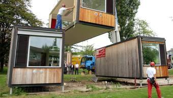 Sechs Schulen erhalten insgesamt sieben neue Pavillons, um das Schülervolumen zu bewältigen. (Archivbild)