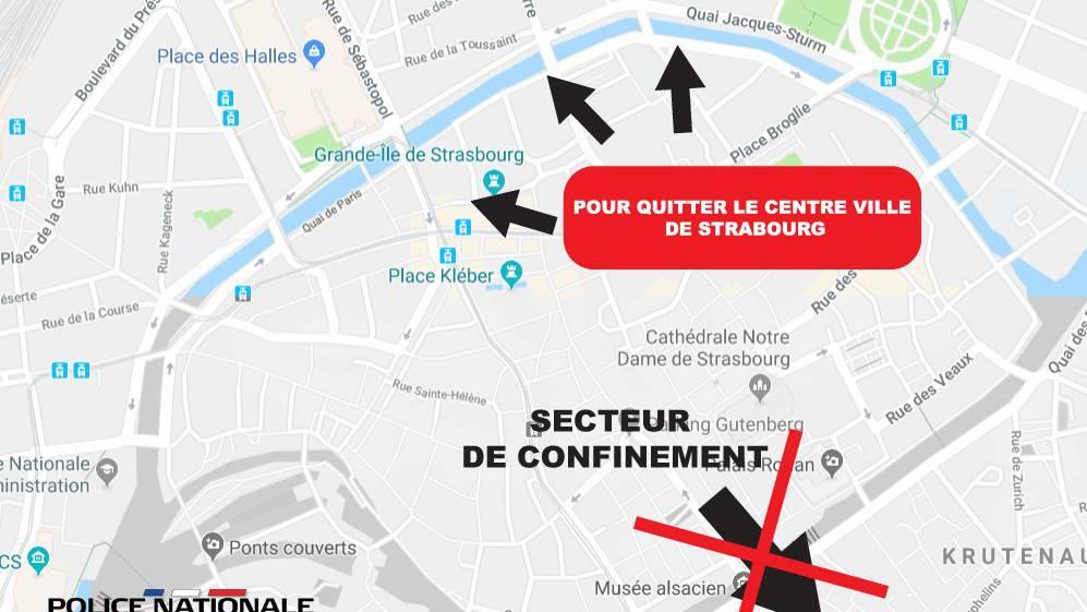 Schüsse auf Strassburger Weihnachtsmarkt