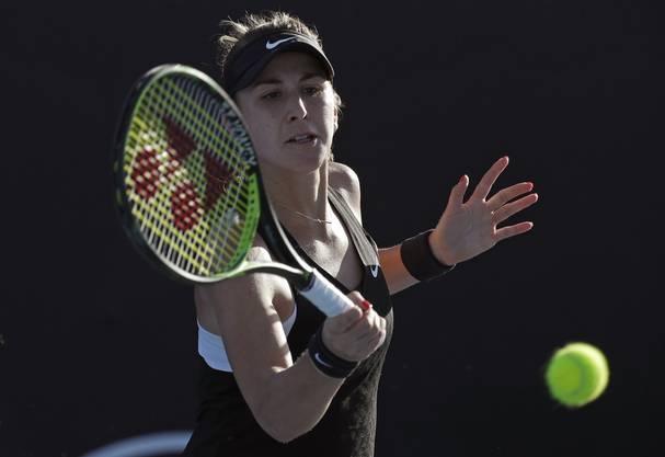 Bencic trifft am Mittwoch aufdie Kasachin Julia Putinzewa (WTA 39), die in zwei Sätzen die als Nummer 32 gesetzte Barbora Strycova ausschaltete.
