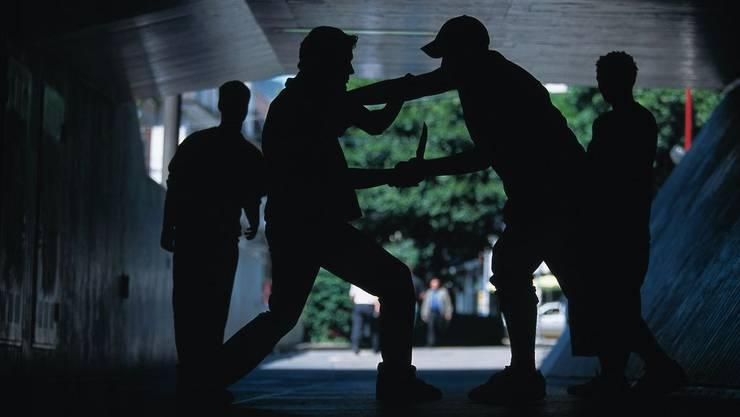 Am frühen Sonntagmorgen kam es am Bellevue zu einer Auseinandersetzung mit einem Verletzten. (Symbolbild).