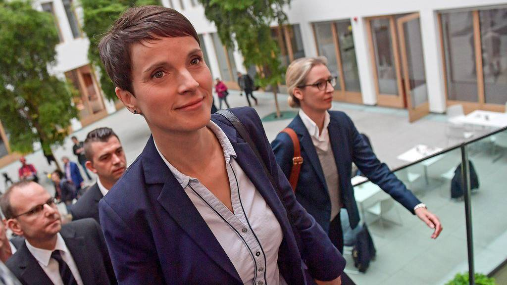 Frauke Petry sorgt nach der Bundestagswahl für Skandale.