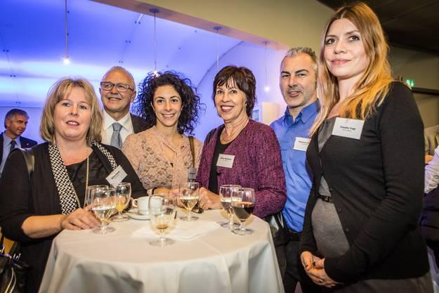 Silvia Riedo, Armin Rütimann (Joker Personal), Mariapia Martino (RAV), Alice Newman (RAV), Patrick Canal (RAV), Claudia Vogt (RAV)