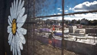 Implenia: Der Baukonzern ist eines der Unternehmen, das kürzlich ins Visier von Finanzaktivisten geriet
