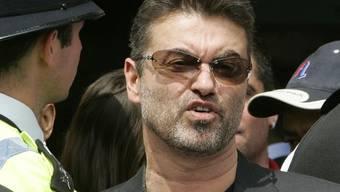 George Michael bestreitet die Gerüchte um die Trennung