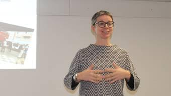 Karin Heimann verlässt Grenchen. (Archiv)