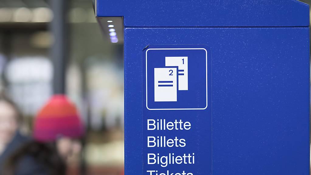 Weder am Schalter, noch am Automaten, der App oder der Webseite waren Ticketkäufe möglich. (Archivbild)