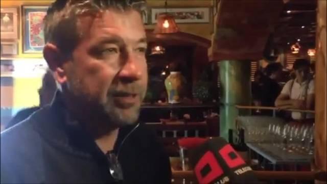 FC Basel Maischterfiir: Interview Urs Fischer