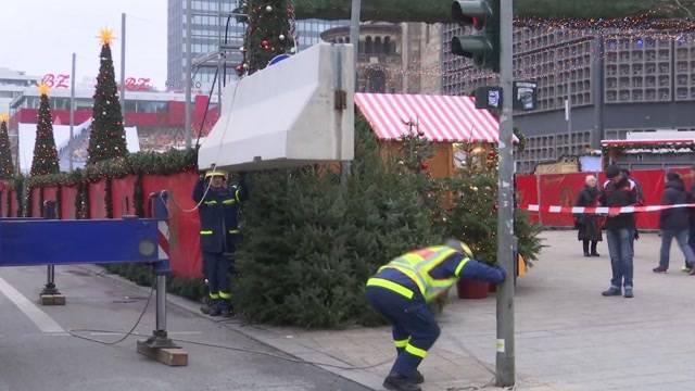Weihnachtsmarkt in Berlin wieder geöffnet
