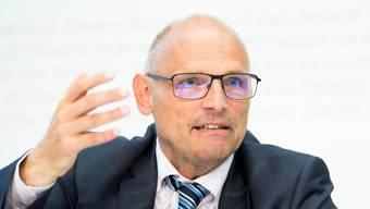 SVP-Nationalrat Alfred Heer zog schon einmal eine Kandidatur in letzter Minute zurück.