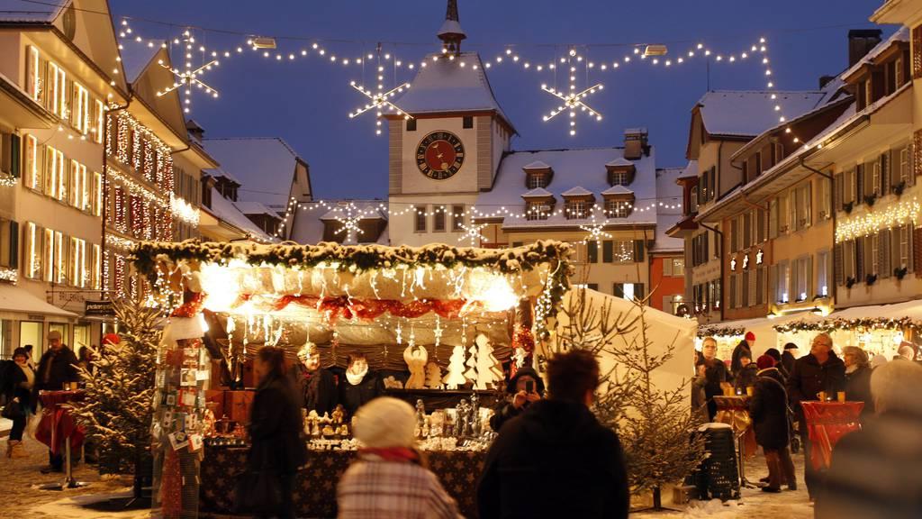 Diese Luzerner Veranstaltungen sorgen für Weihnachtsstimmung