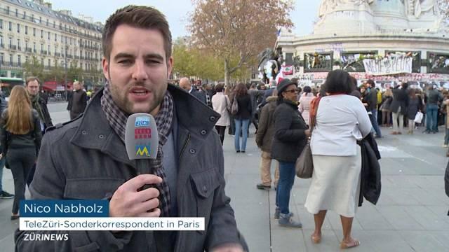 Paris: Nerven liegen blank