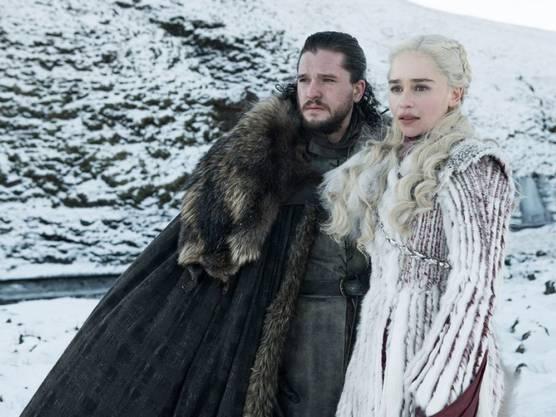 """Die erste Folge der achten Staffel der Fantasy-Saga """"Game of Thrones"""" war am 15. April 2019 auch auf dem Sender RTS zu sehen. (Archiv)"""
