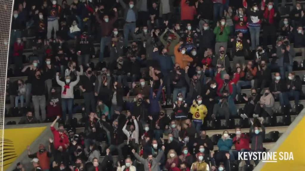 Erstes Eishockeyspiel: «Die Stimmung war nicht berauschend»
