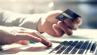 Nun weiss auch Weinhändler Daniel Cortellini: Vorsicht mit Kreditkartendaten im Internet! (Symbolbild)