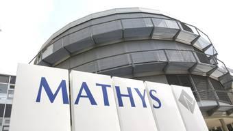 Die Mathys AG in Bettlach wurde ausgezeichnet.