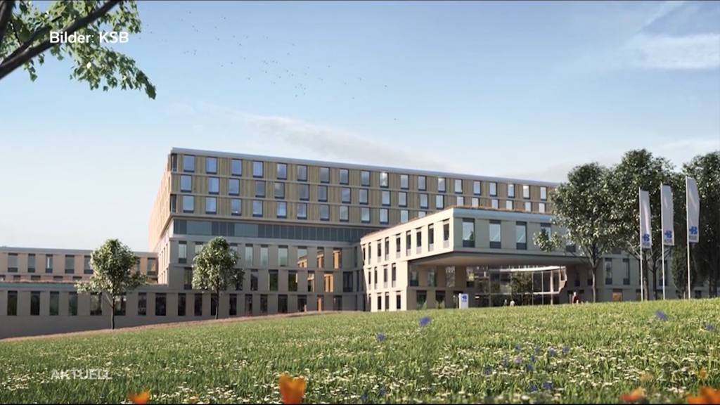 Nachhaltiges Bauprojekt für das Kantonspital Baden