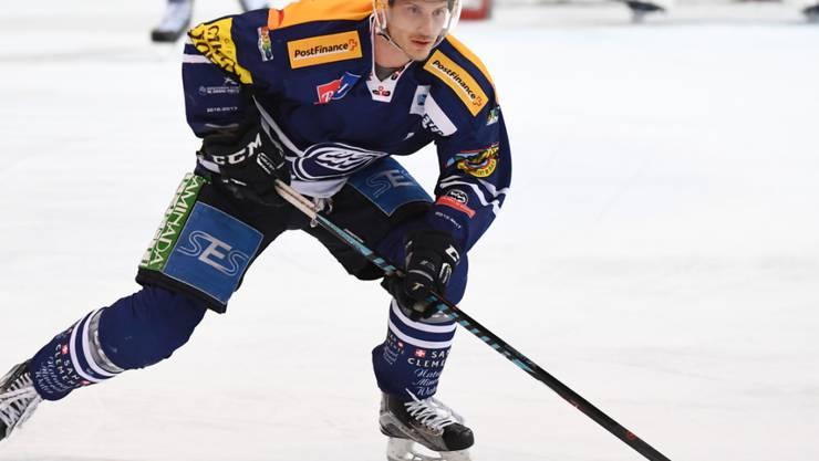 Cory Emmerton spielt auch in der kommenden Saison für Ambri-Piotta