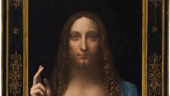 Von da Vinci oder nicht? Der «Salvator Mundi», Christus als Weltenherrscher, gibt Rätsel auf. HO