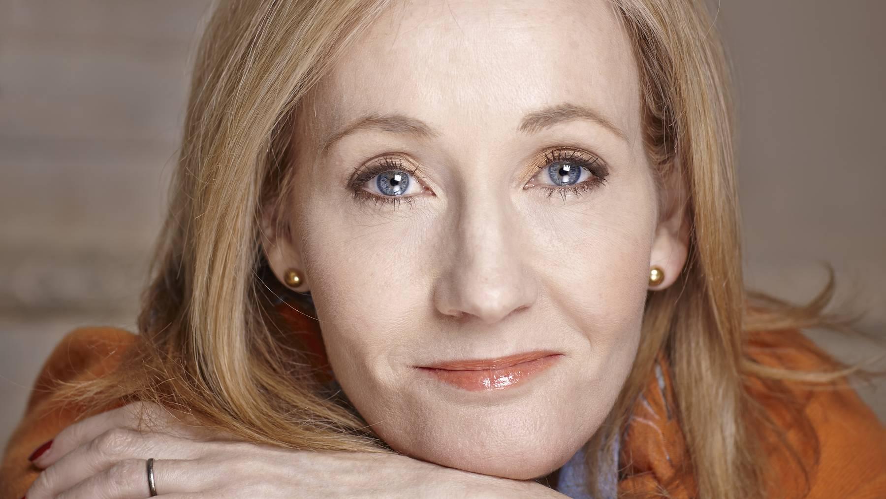 J.K. Rowling feiert heute ihren 50. Geburtstag