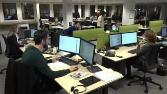 Die SDA-Redaktion hat vergangenen Freitag nach einem knapp viertägigen Streik die Arbeit wieder aufgenommen — die Belegschaft ist bereit mit dem Verwaltungsrat zu verhandeln.