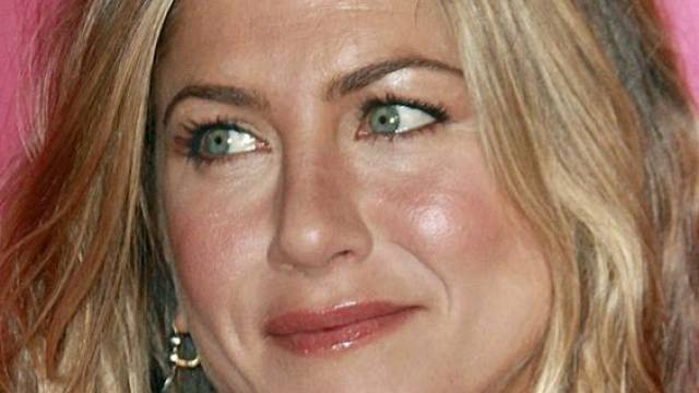 Jennifer Aniston macht Gerard Butler Komplimente