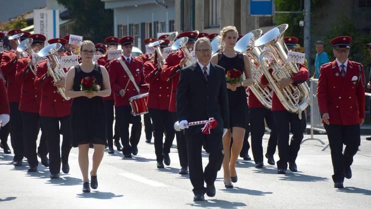 Brass Band Feldmusik Nottwil