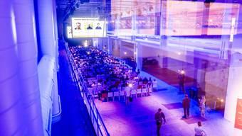 Die besten Schweizer Jungunternehmen 2016 Start-Up NZZ Druckerei in Schlieren. (Archivbild)