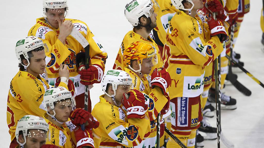 EHC Biel verspielt Champions-Leaugue-Halbfinals
